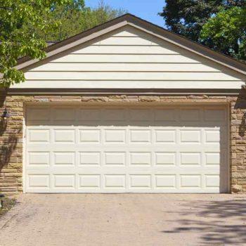 Brama garażowa sterowana automatycznie