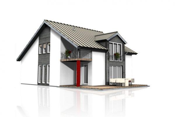 Budowa domu a brama do garażu